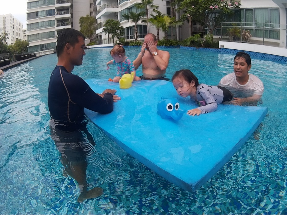 MoovSwim - Toddler Swimming Lessons