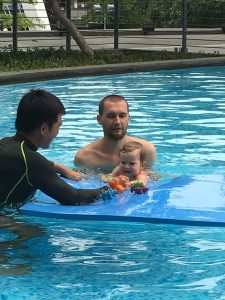 MoovSwim - Toddler Swimming Lesson